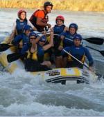 Rafting en Puente Genil