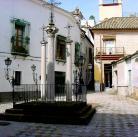 Plaza de las Cruces